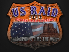US Raid 2010: Once Upon A Time The West